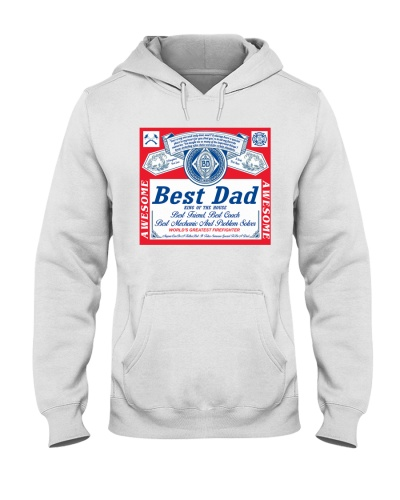 Firefighter Best Dad