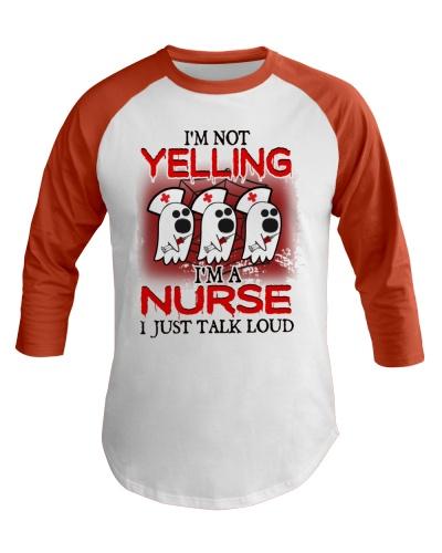 Nurse I'm Not Yelling