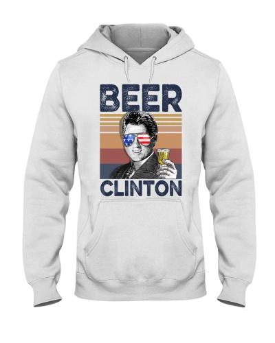 US Drink Beer Clinton