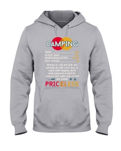 Camping Price