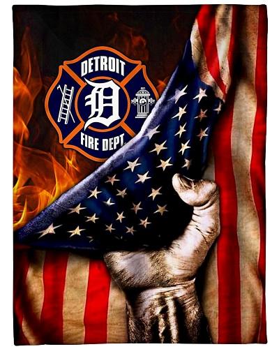 Firefighter Detroit Fire Department
