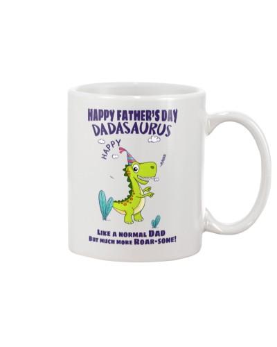 Dinosaur Dad