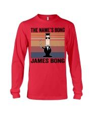 The Name's Bong  Long Sleeve Tee thumbnail