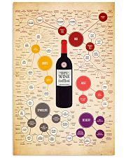 Wine 24x36 Poster front