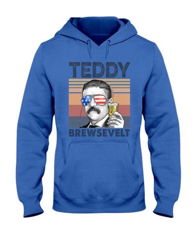 US Drink Teddy Brewsevelt