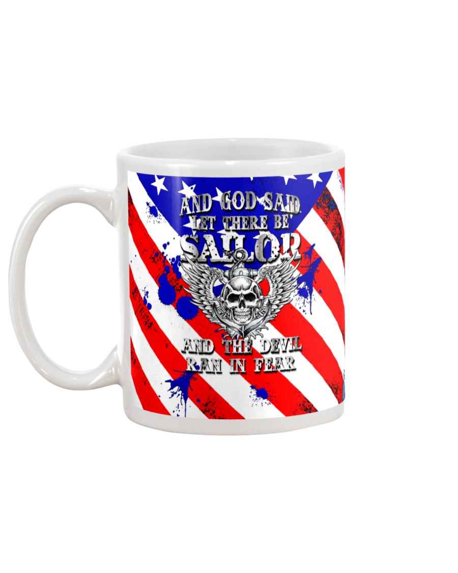 SAILOR Ran Mug