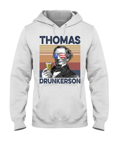 US Drink Thomas Drunkerson