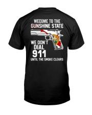 DD-214 Alumni  Classic T-Shirt back