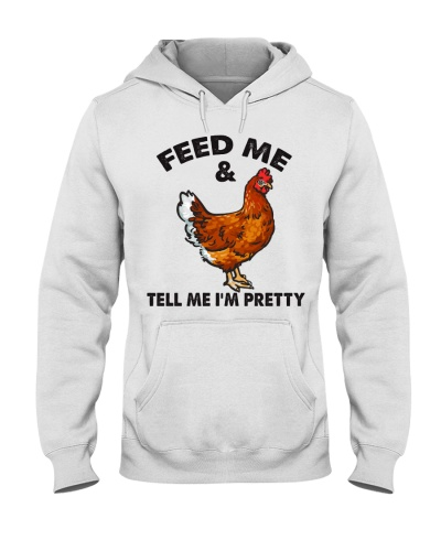 Chicken Feed Me