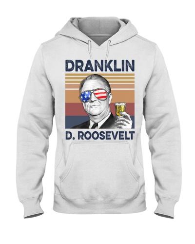 US Drink Dranklin D Roosevelt