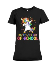 AFTER LAST DAY OF SCHOOL TEACHER Premium Fit Ladies Tee thumbnail