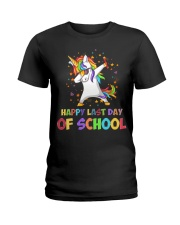 AFTER LAST DAY OF SCHOOL TEACHER Ladies T-Shirt thumbnail