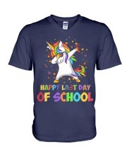 AFTER LAST DAY OF SCHOOL TEACHER V-Neck T-Shirt thumbnail