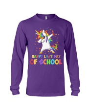 AFTER LAST DAY OF SCHOOL TEACHER Long Sleeve Tee thumbnail