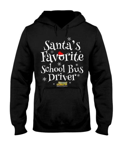 Santa's favorite Bus Driver