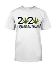 2020 Quarantined Classic T-Shirt front