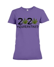 2020 Quarantined Premium Fit Ladies Tee thumbnail