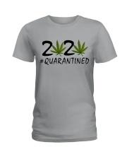2020 Quarantined Ladies T-Shirt thumbnail