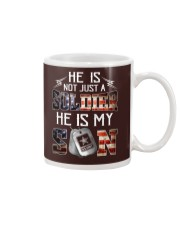 Army - he is not just a soldier - he is my son Mug thumbnail