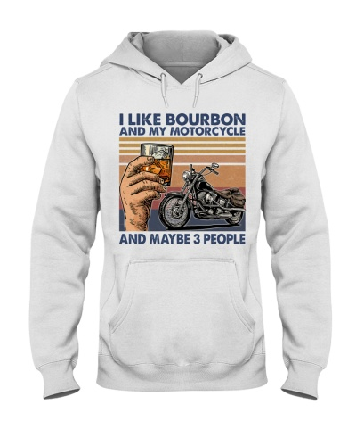 I Like Bourbon and My Motorcycle