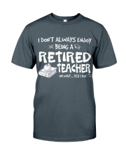 TEACHER RETIRED Classic T-Shirt thumbnail