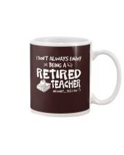 TEACHER RETIRED Mug thumbnail