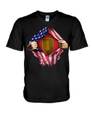 1st Infantry Division V-Neck T-Shirt thumbnail