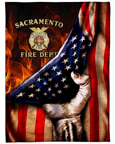 Firefighter Sacramento Fire Department