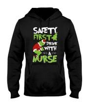 Nurse Hooded Sweatshirt front