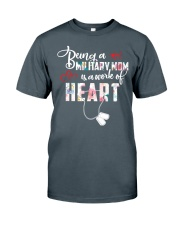 Military Mom Classic T-Shirt thumbnail