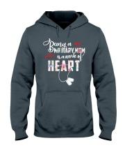 Military Mom Hooded Sweatshirt thumbnail