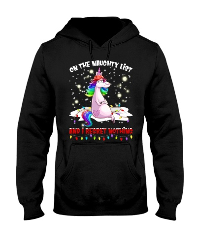 Unicorn on the naughty list and i regret nothing