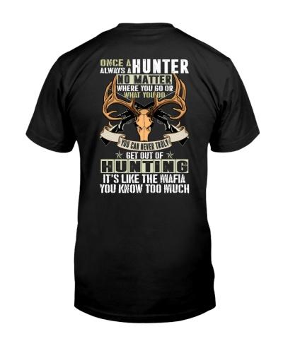 Hunt much