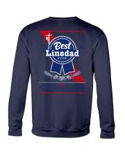 Lineman Dad Crewneck Sweatshirt thumbnail