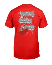 Sailor veteran Classic T-Shirt back