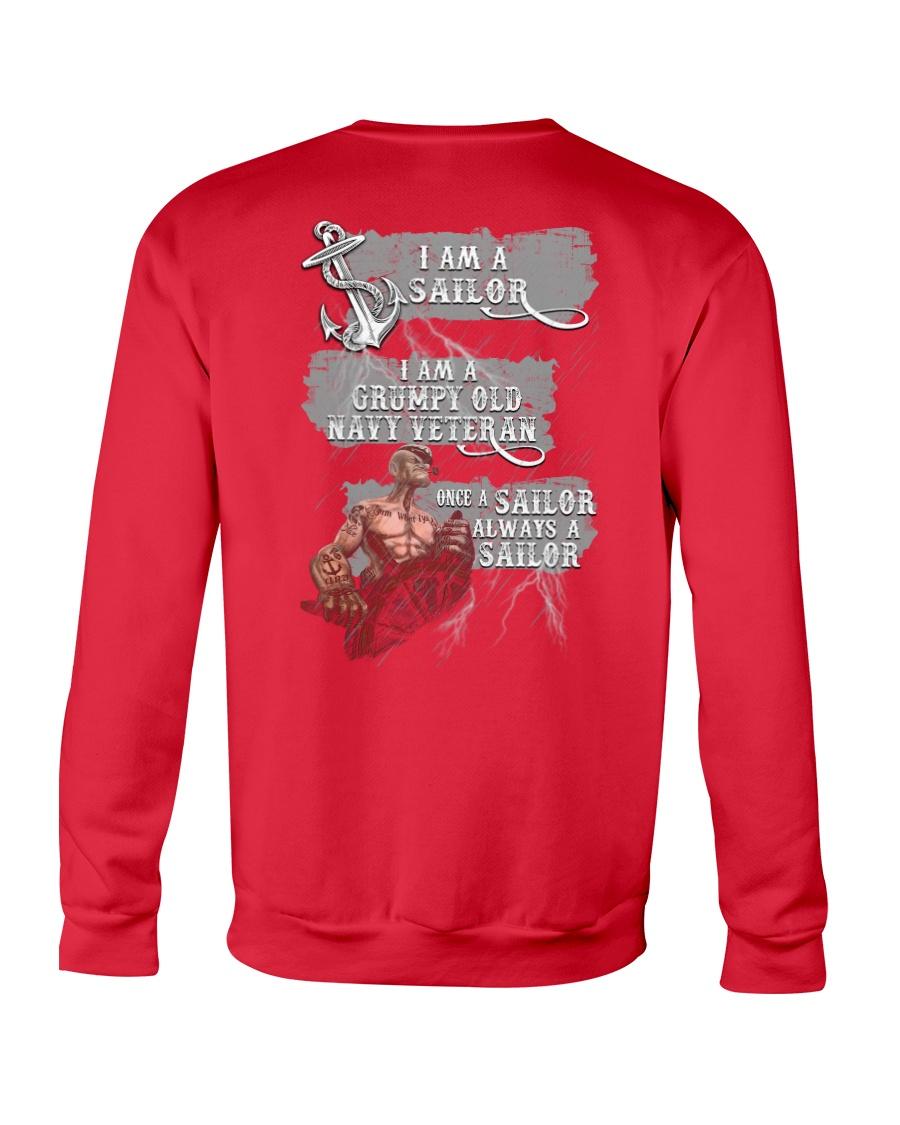Sailor veteran Crewneck Sweatshirt