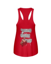 Sailor veteran Ladies Flowy Tank back