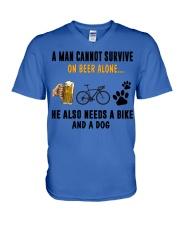 Cycling V-Neck T-Shirt thumbnail