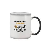 Cycling Color Changing Mug thumbnail