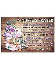 Nurse 17x11 Poster front