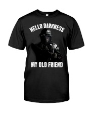 Hello darkness my old veteran friends Classic T-Shirt thumbnail