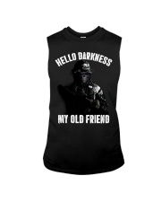 Hello darkness my old veteran friends Sleeveless Tee thumbnail