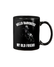 Hello darkness my old veteran friends Mug thumbnail