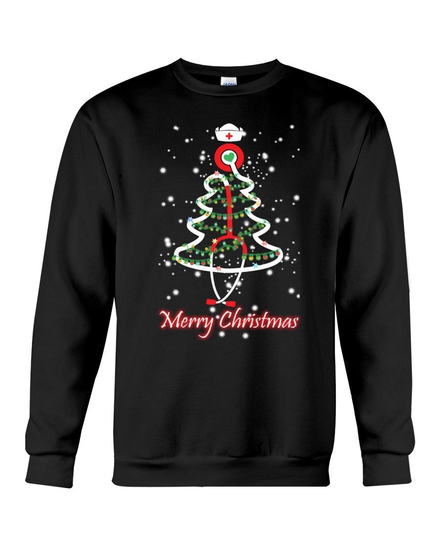 Nurse merry Crewneck Sweatshirt