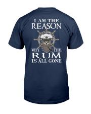 sailor rum Classic T-Shirt thumbnail