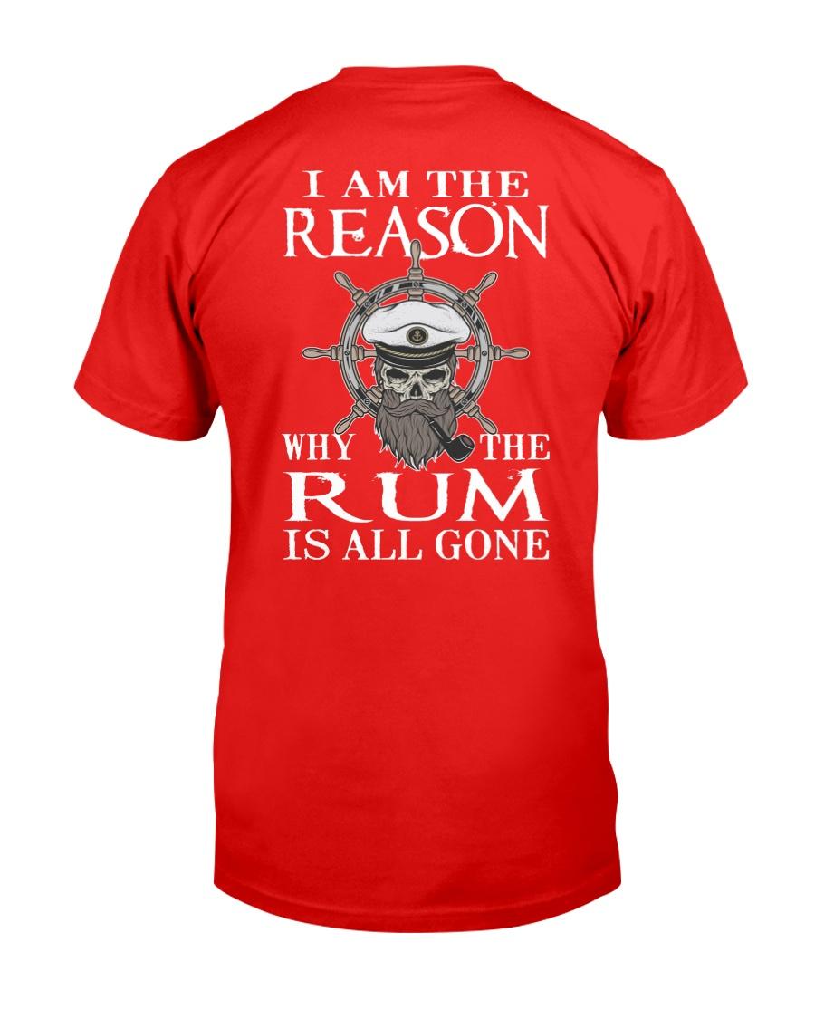 sailor rum Classic T-Shirt