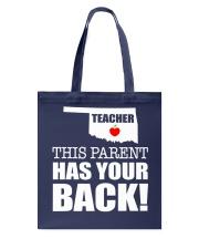 SUPPORT OKLAHOMA TEACHERS Tote Bag thumbnail
