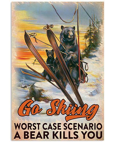 Skiing Worst Scenario