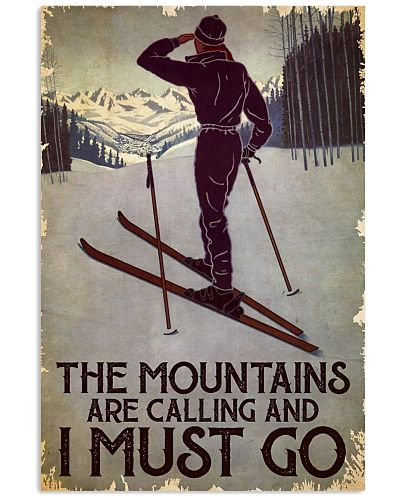 Skiing The mountains are calling