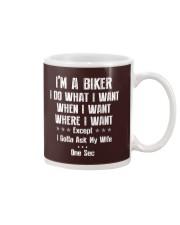 BIKER Mug thumbnail